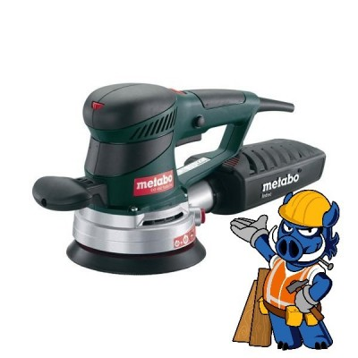 Metabo SXE 450 Turbo Tec