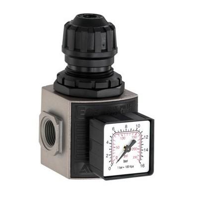 E/25/3 - Regolatore di pressione modulare 0-16 BAr