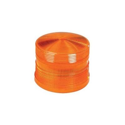 Calotta di ricambio per lampeggiante strobo Arancio