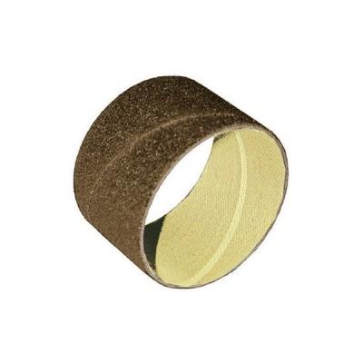 Tela abrasiva ad anelli 15x30 grana 80 confezione 10 PZ.
