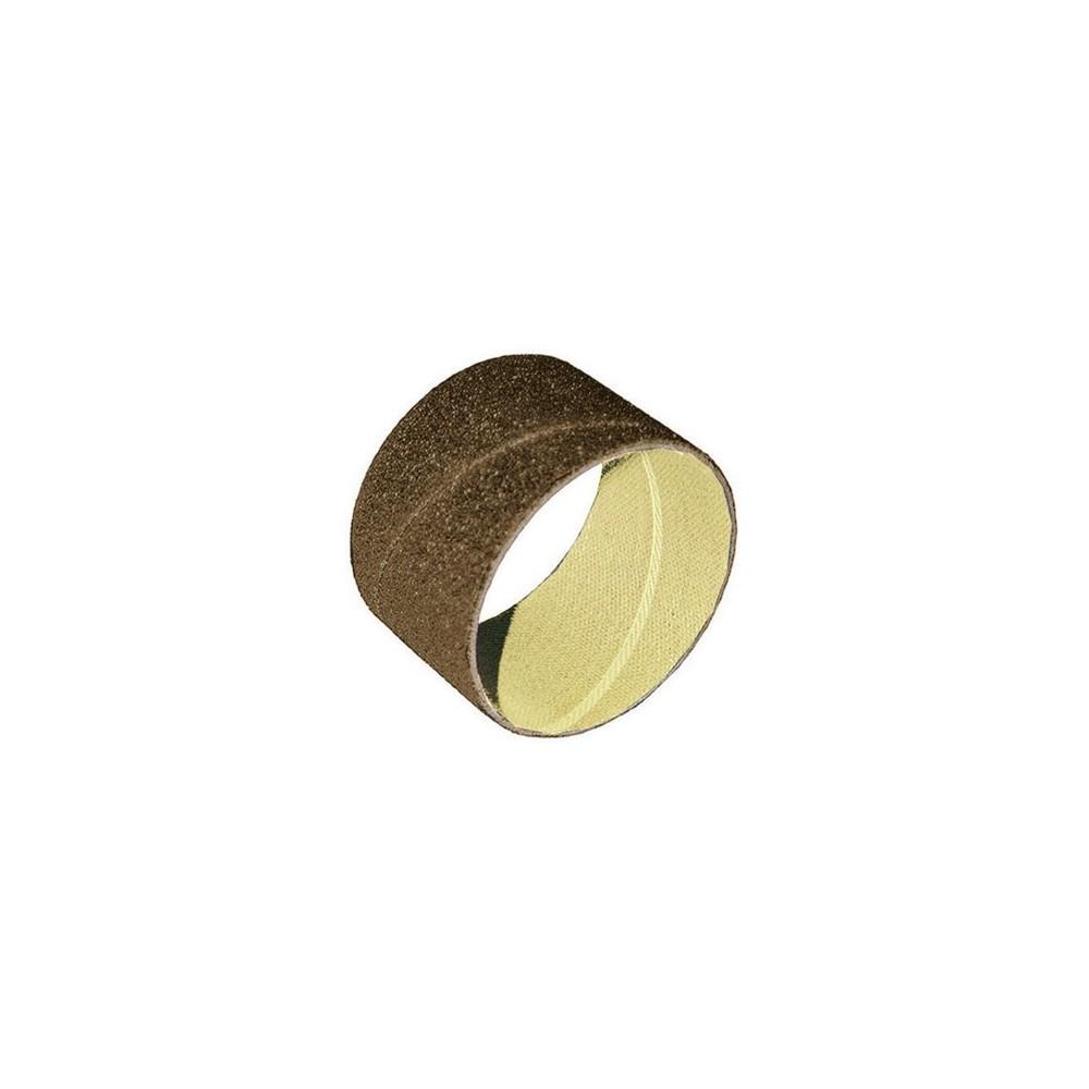 Tela abrasiva ad anelli 10x20 grana 80