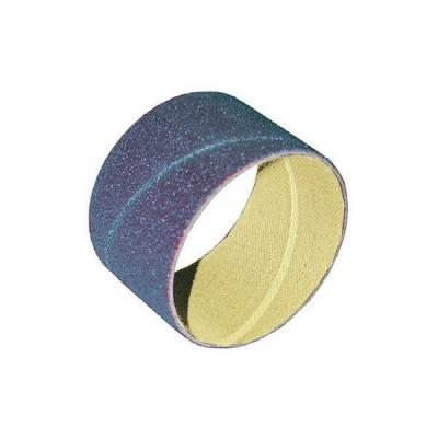 Tela abrasiva ad anelli Zirco-corindone 15x30 grana 80 Confezione da 10 PZ.