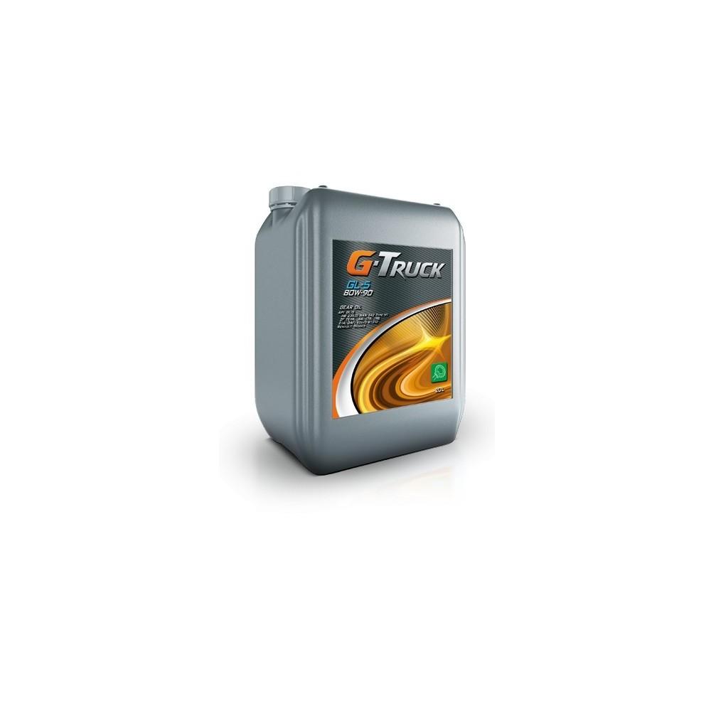 Olio per trasmissioni GL-5 80W - 90 lt.20