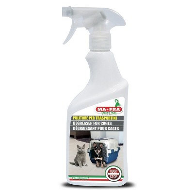 Pulitore trasportini Mafra Pet Line 500 ml.