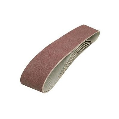 Nastri abrasivi 100x914 Grana 100 Fox 31-466