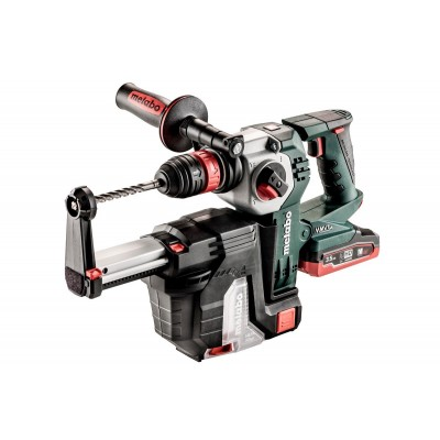 METABO KHA 18 LTX BL 24 QUICK SET ISA MARTELLO PERFORATORE A BATTERIA